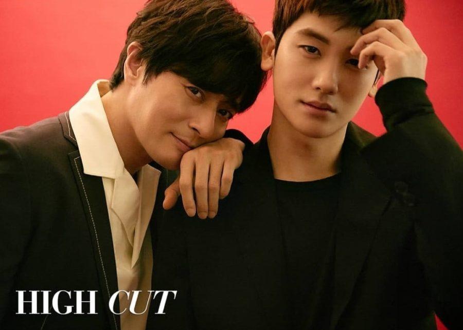 """Jang Dong Gun y Park Hyung Sik hablan de sus personajes de """"Suits"""""""