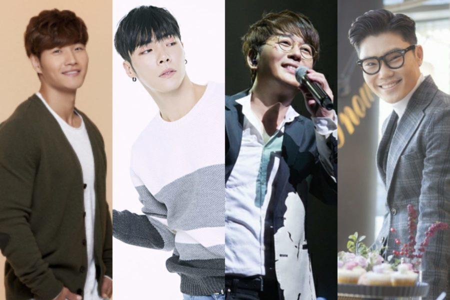 Kim Jong Kook, Wheesung, Shin Seung Hoon y Kim Bum Soo actuarán en el nuevo programa musical de variedades de Mnet
