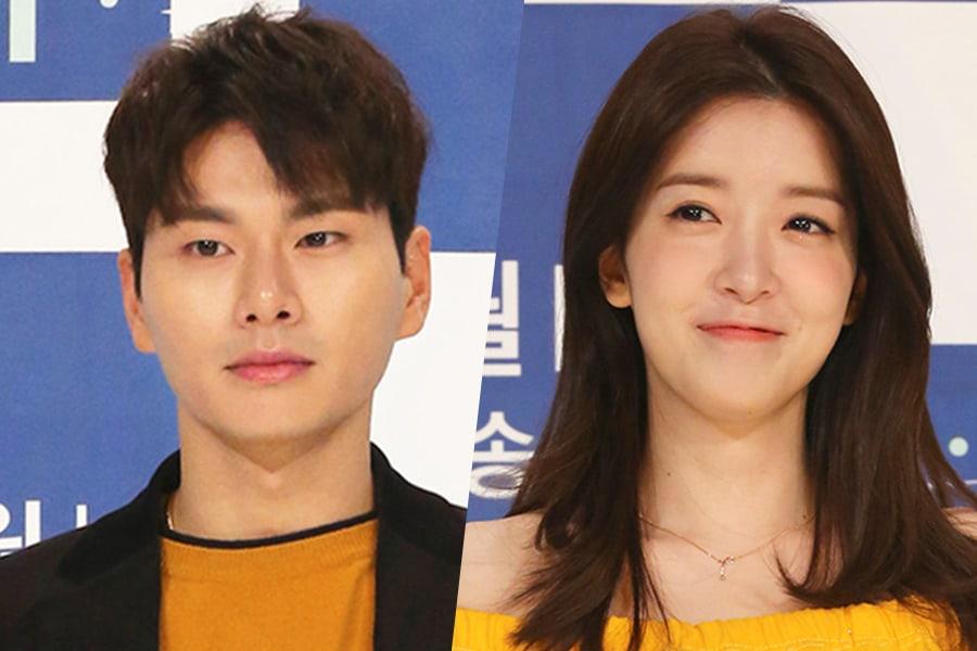 """[Actualizado] Se confirma que las co-estrellas de """"Waikiki"""" Lee Yi Kyung y Jung In Sun están en una relación"""