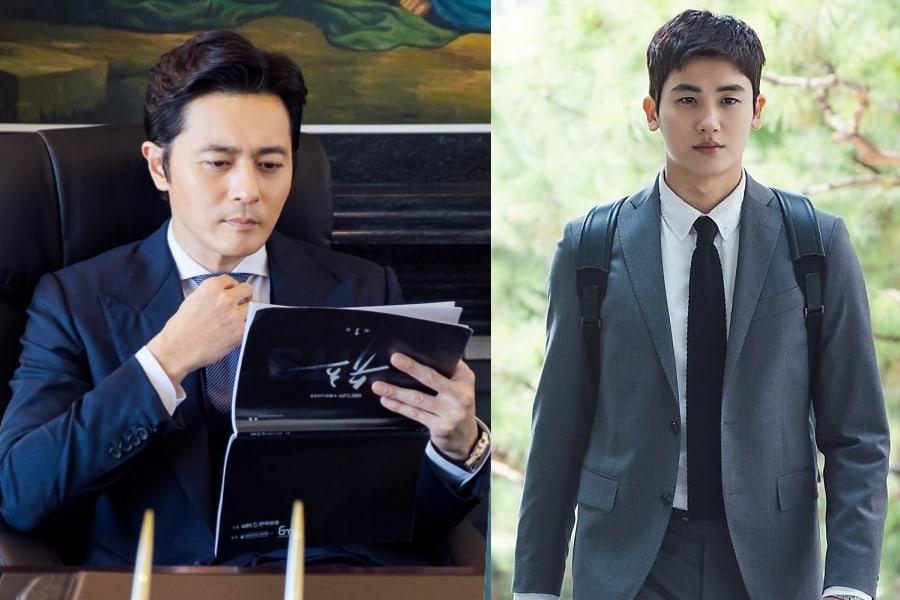 Jang Dong Gun Comparte Sus Pensamientos Sobre Trabajar Con -4932