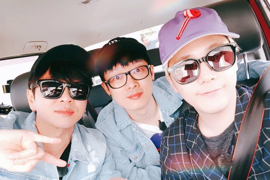 Yoon Do Hyun, Ha Hyun Woo y Lee Hong Ki de FTISLAND confirmados para nuevo programa de realidades musical