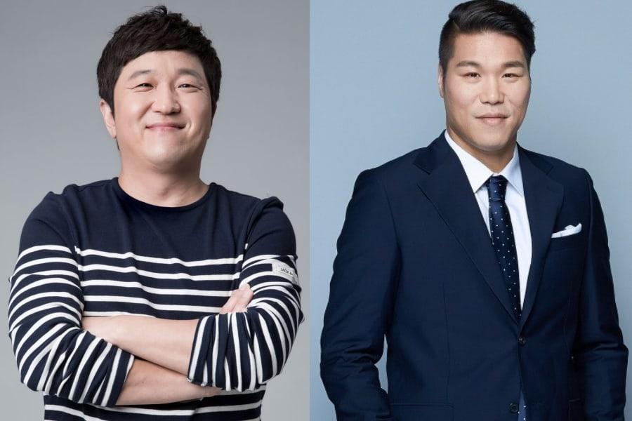 Jung Hyung Don y Seo Jang Hoon son confirmados como los MCs de un nuevo programa de comida