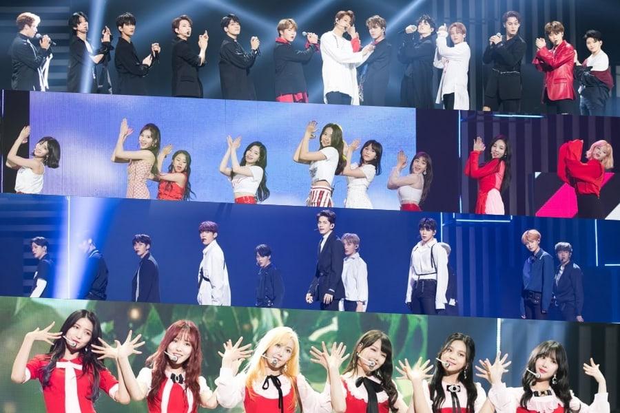"""TWICE obtiene segunda victoria para """"What Is Love?"""" en """"M!Countdown"""" – Presentaciones de """"KCON 2018 Japan"""""""