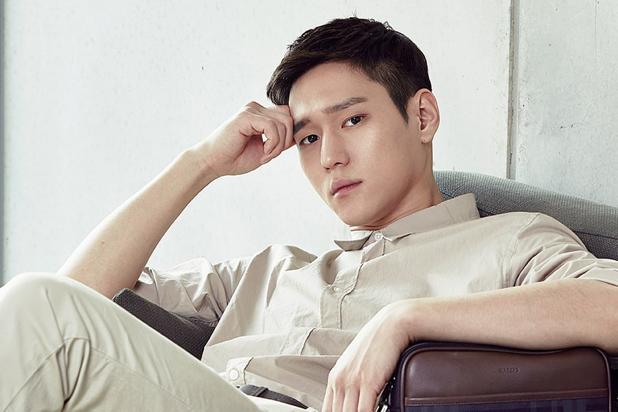 Go Kyung Pyo anuncia fecha de su enlistamiento militar