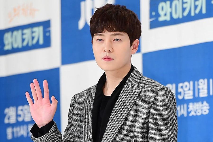 Son Seung Won cancela todas sus entrevistas después de que su padre cayera inconsciente
