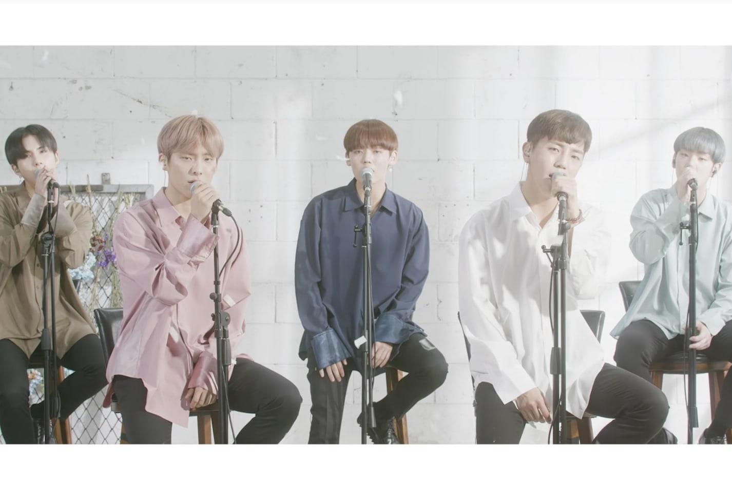 "[Actualizado] A.C.E libera video presentación de ""5TAR (Incompletion)"" con los 5 miembros"