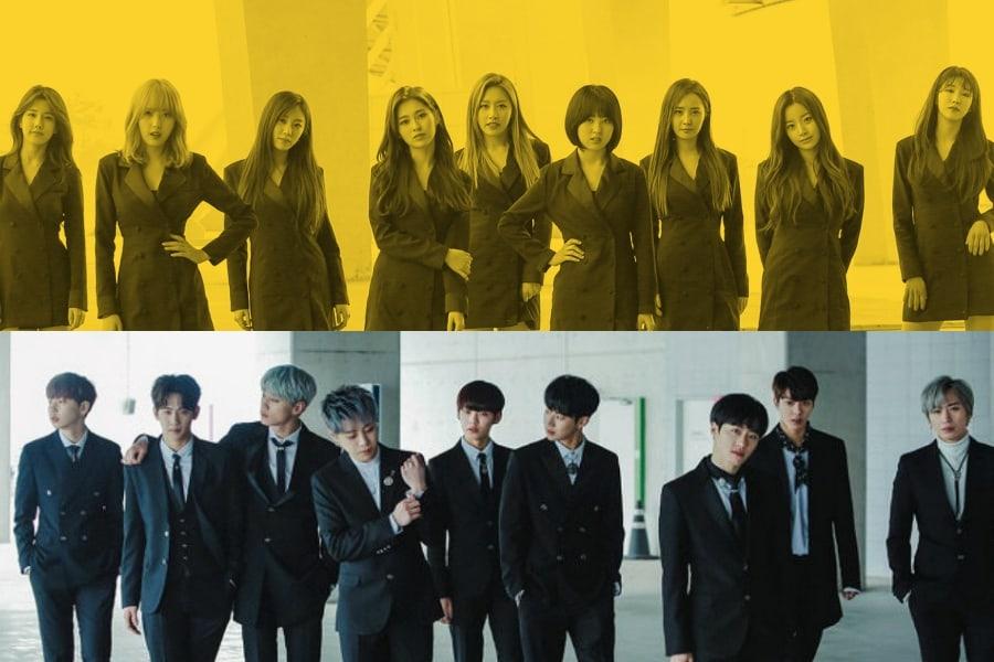 """Los ganadores de """"The Unit"""", UNI.T y UNB reunidos para una presentación especial de """"My Turn"""""""