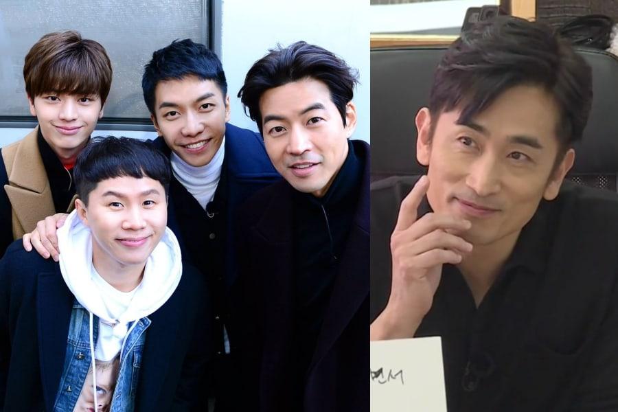"""El elenco de """"Master In The House"""" se transforma en equipo de grabación para Cha In Pyo"""