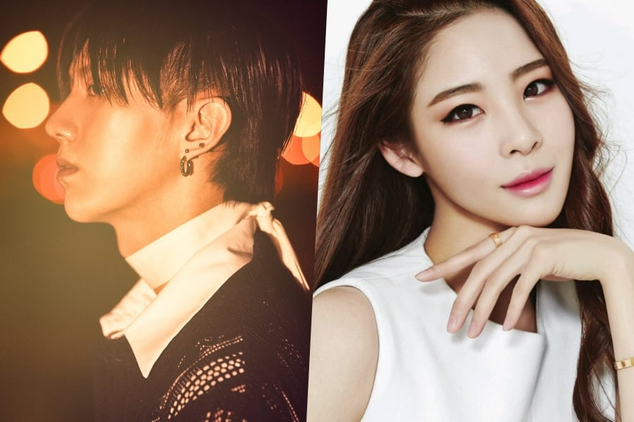 Jang Hyunseung y Shin Soo Ji confirman su ruptura
