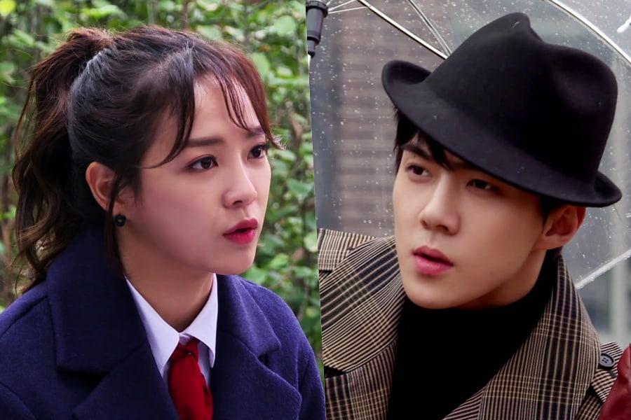 """Kim Sejeong de gugudan y Sehun de EXO establecerán su marca como profesionales de la variedad en """"Busted!"""""""
