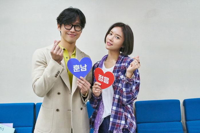 """""""The Undatables"""" protagonizado por Namgoong Min y Hwang Jung Eum comparte fotos de la primera lectura de guión"""