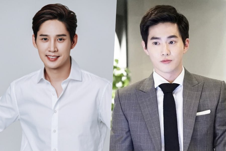 """Park Sung Hoon solo tiene elogios para Suho de EXO, su coestrella en """"Rich Man, Poor Woman"""""""