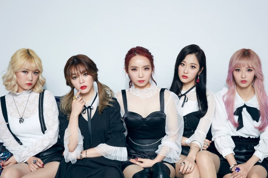 Daeun de MARMELLO deja oficialmente el grupo