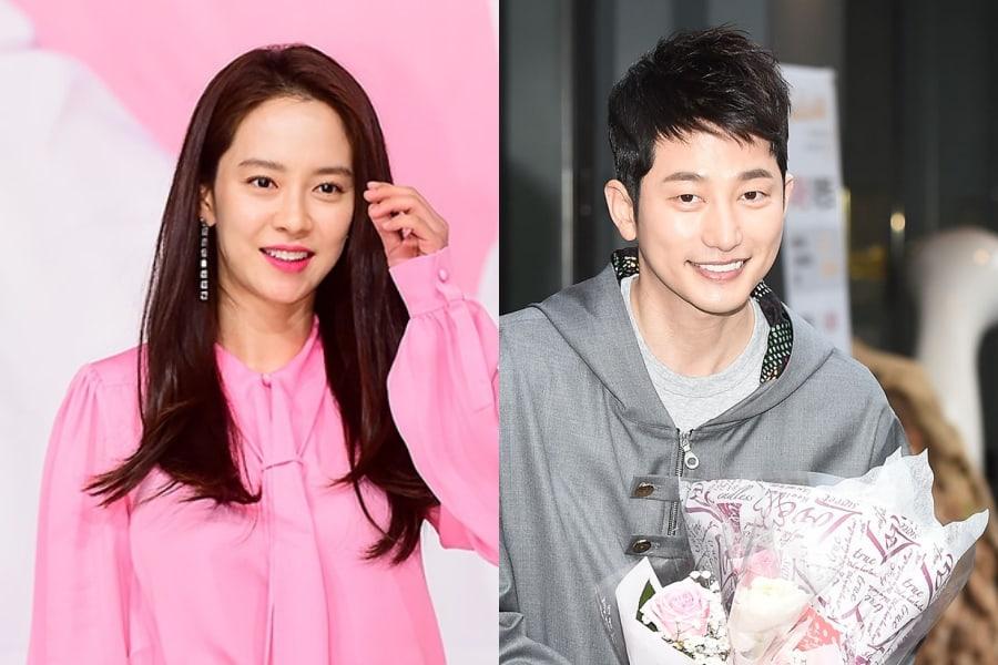 Song Ji Hyo y Park Shi Hoo en conversaciones para protagonizar nuevo drama de KBS