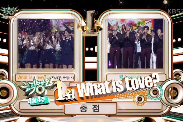 "TWICE consigue su octava victoria con ""What Is Love?"" en ""Music Bank"" y actuaciones de VIXX, Lovelyz y más"