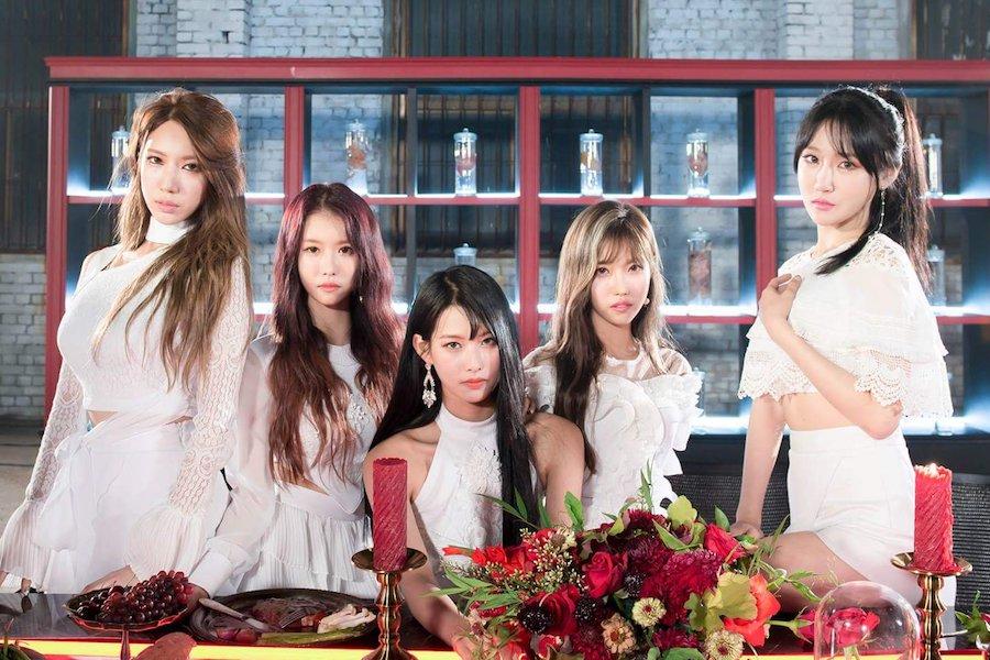El grupo femenino 1NB anuncia separación