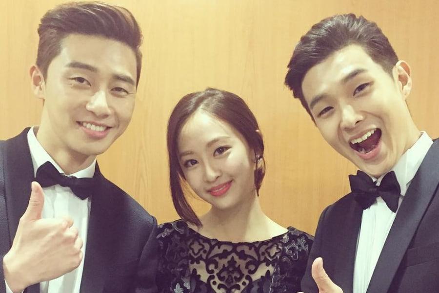 Dasom revela cómo supo que Park Seo Joon y Choi Woo Shik serían exitosos