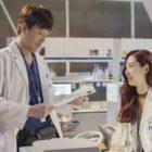 """Jung Jae Young y Stephanie Lee crean un vínculo como compañeros de trabajo en """"Partners For Justice"""""""