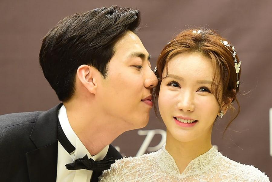 Ex miembro de After School, Jung Ah, se casa en ceremonia llena de estrellas