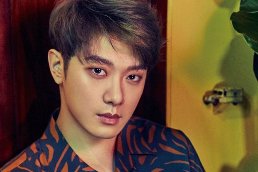 Minhwan de FTISLAND publicará su primer sencillo como artista en solitario
