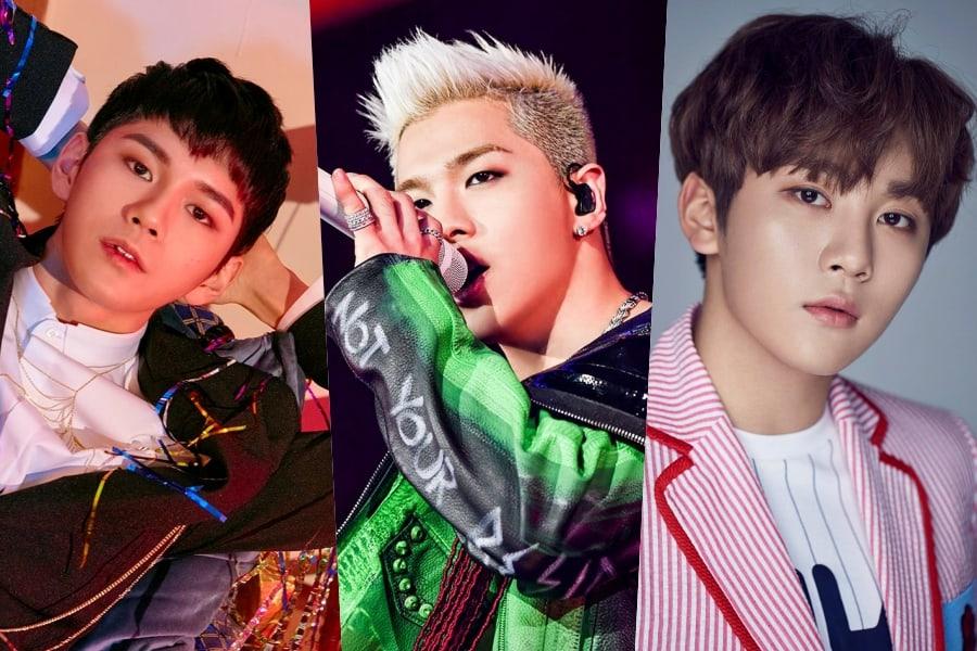 Celebridades coreanas que tienen apellidos poco comunes
