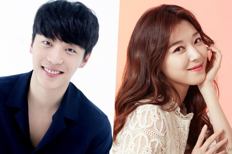Los actores Shin Hyun Soo y Jo Woo Ri terminan su relación