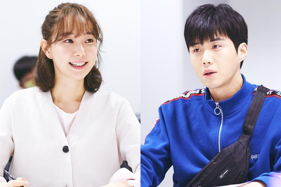 Lee Yoo Young y Kim Seon Ho hablan con seguridad sobre su química en nuevo drama