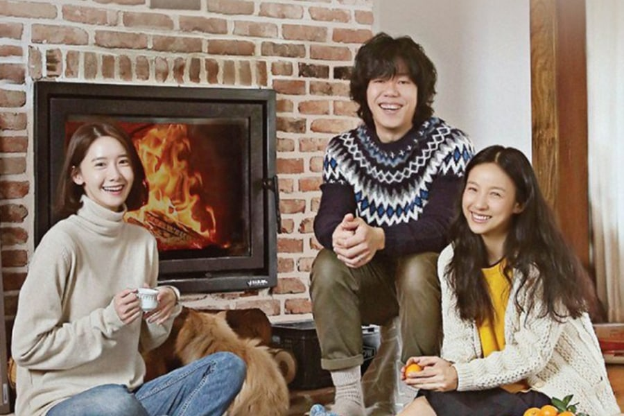 Lee Hyori comparte un clip divertido de su reunión con YoonA de Girls' Generation