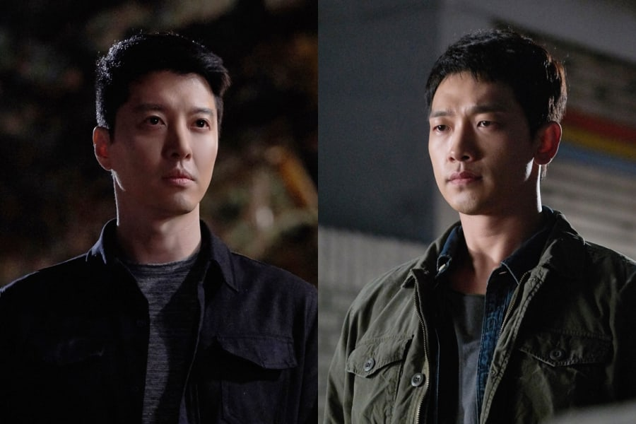 """Lee Dong Gun y Rain tienen una confrontación de venganza en """"Sketch"""""""