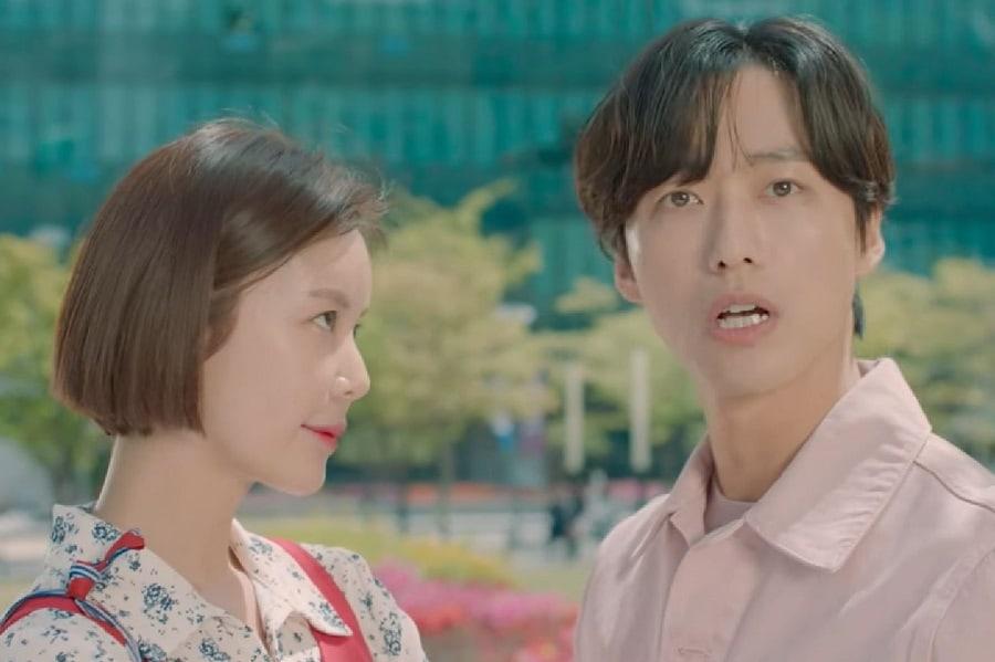 "Hwang Jung Eum y Namgoong Min discuten sobre lo importante en el amor para ""The Undateables"""
