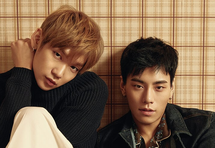 Kenta y Kim Sang Gyun protagonizarán un web drama juntos tras el final del contrato de JBJ