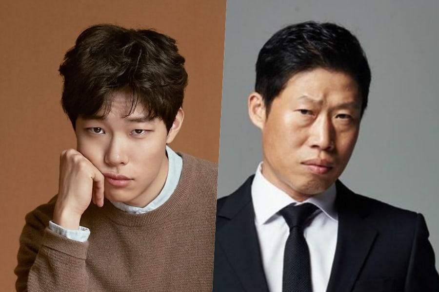 Ryu Jun Yeol y Yoo Hae Jin podrían reunirse en una nueva película histórica de guerra