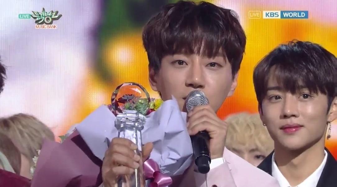 """Hwang Chi Yeol consigue si primera victoria con """"The Only Star"""" en """"Music Bank"""", actuaciones de GFRIEND, (G)I-DLE y más"""