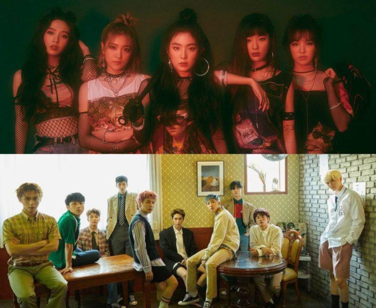 PENTAGON y Red Velvet se unen a la lista de artistas a presentarse en el KCON 2018 NY