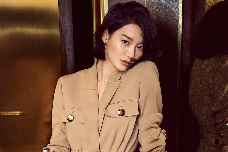 Shin Min Ah en conversaciones para nueva película de misterio y suspenso
