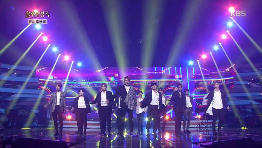 """SEVENTEEN impresiona a todos con su presentación en el especial de Cho Yong Pil en """"Immortal Songs"""""""