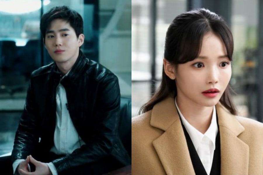 """Suho de EXO se mantiene fresco mientras Ha Yeon Soo reacciona con sorpresa en """"Rich Man, Poor Woman"""""""