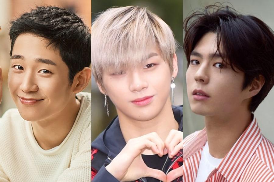 Televidentes coreanos votan por el Top 5 de hombres jóvenes a los que les gustaría comprar comida