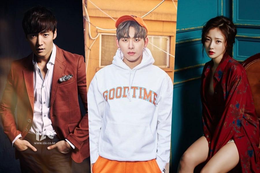 Hoya se une a Choi Jin Hyuk y a Song Ha Yoon en próxima comedia romántica