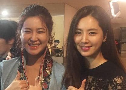 Solbi felicita a Han Chae Ah por su matrimonio