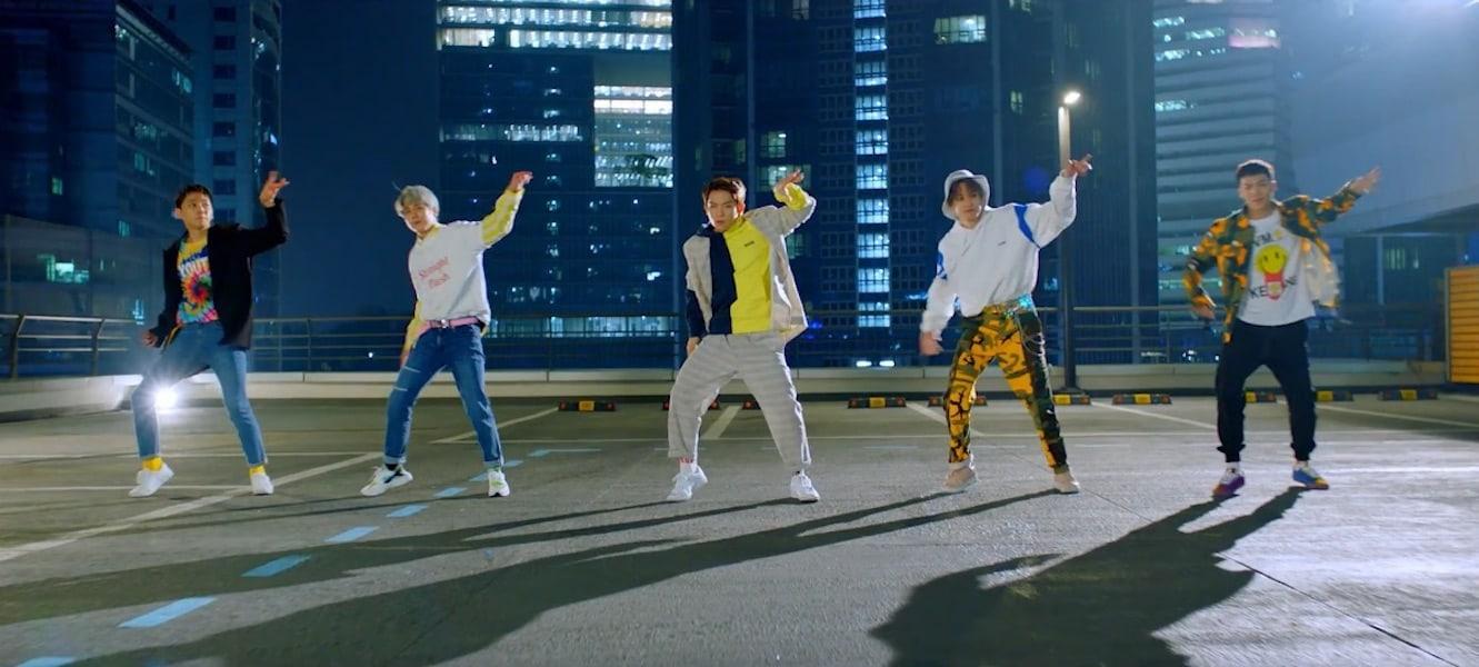 """Teen Top comienza la fiesta con el MV de """"Seoul Night"""""""