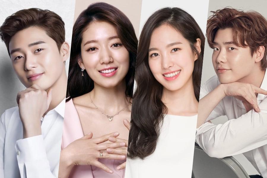 Las principales estrellas de K-Drama amadas por los fans internacionales en abril de 2018