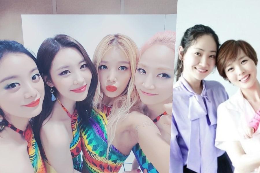 HA:TFELT (Yeeun) comparte qué hacen las integrantes de Wonder Girls cuando se reúnen