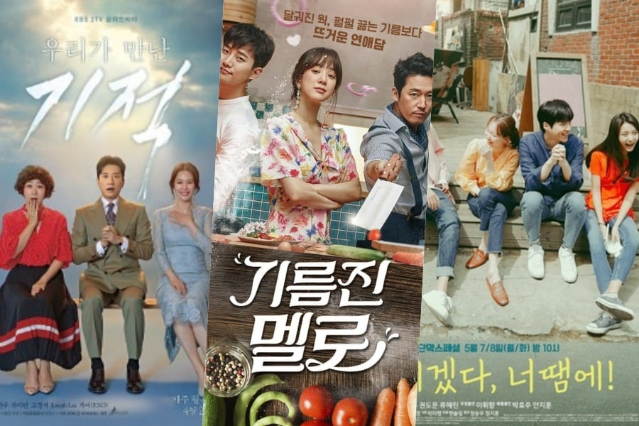"""""""The Miracle We Met"""" continúa liderando los índices de audiencia entre los dramas de lunes a martes"""