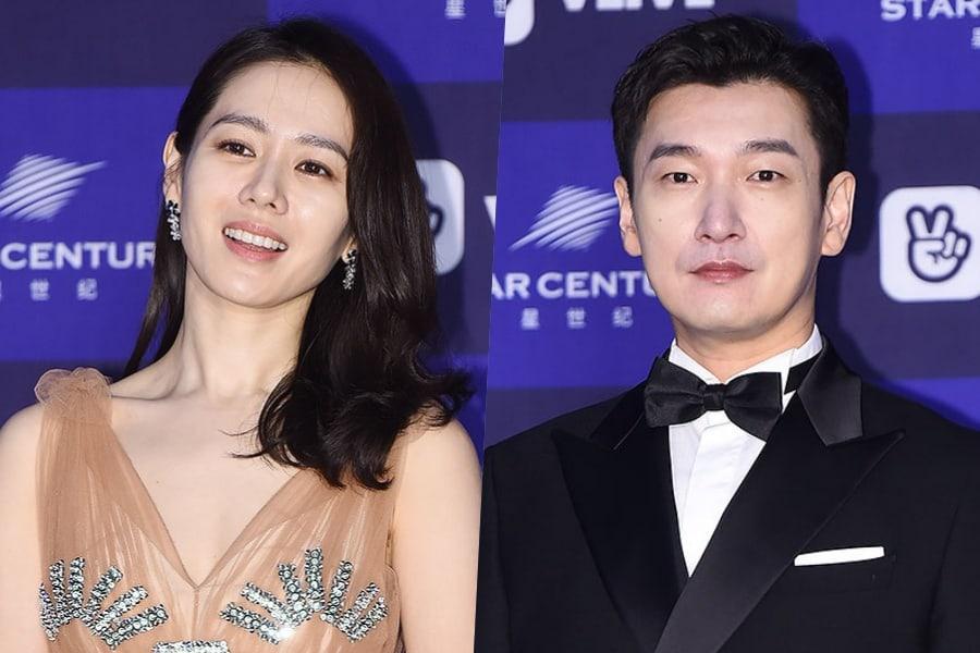 Son Ye Jin y Cho Seung Woo todavía lucen geniales juntos 15 años después de su popular película
