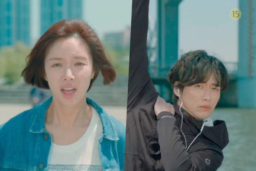 """Hwang Jung Eum se dirige hacia Namgoong Min de forma divertida en teaser para """"The Undateables"""""""