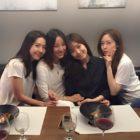 Las miembros de Fin.K.L posiblemente se reúnan en la casa de Lee Hyori para su vigésimo aniversario