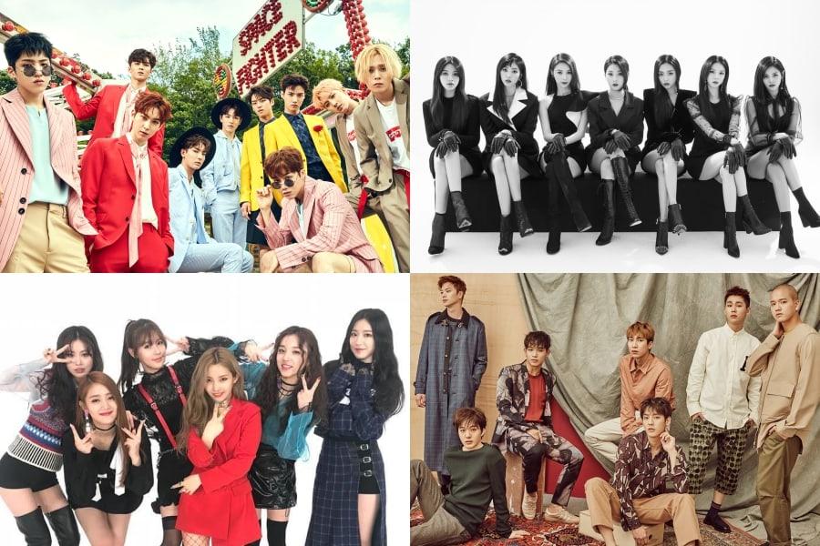 Cube Entertainment se levanta con una segunda generación de ídolos