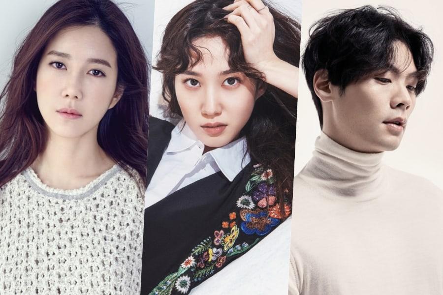 Lee Ji Ah en conversaciones para drama de misterio y terror con Park Eun Bin y Choi Daniel