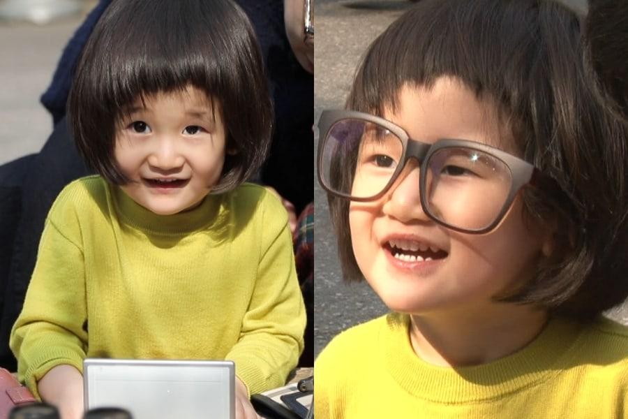 """Si Ha luce incluso más adorable con gafas en """"The Return Of Superman"""""""